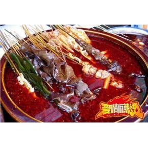 四川麻辣烫的底料配方——武汉香霸王麻辣烫培训提供
