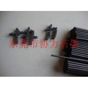 石墨铜套用润滑石墨柱|石墨颗粒|润滑石墨棒