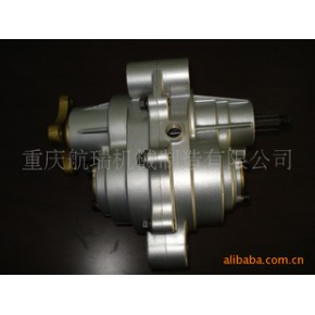 国家发明专利齿轮径向膨胀离合器