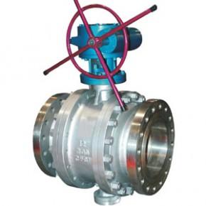 涡轮固定式高压球阀、价格Q347H、自贡阀门
