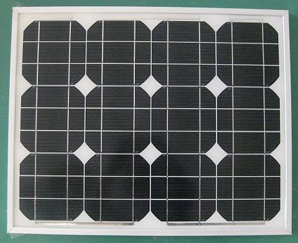单晶硅太阳能光伏组件