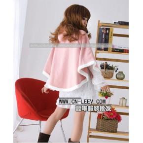 广东流行什么样的服饰趋势时尚春装毛衣外套批发