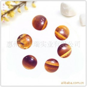 加工生产天然宝石工艺品圆形包珠