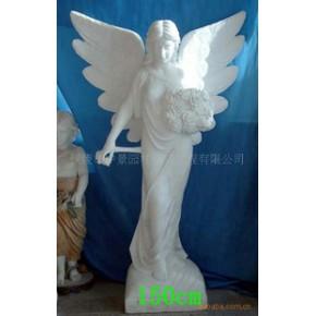 天使/雕塑/大理石/礼品/装饰