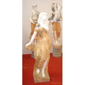 人物艺术/雕塑/大理石/礼品/装饰