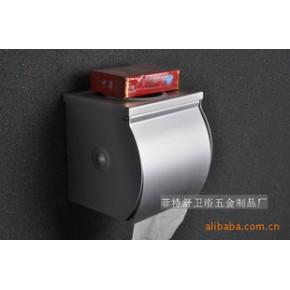 太空铝系列方形厕纸架/带烟灰缸12008f