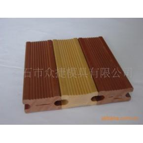 木塑门板、木塑地板、木塑天花板、木塑墙板、塑料挤出模具