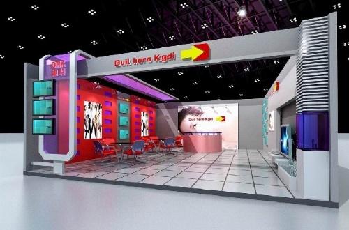 南宁展览展示设计制作公司