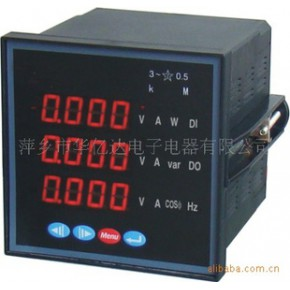 华亿达牌PD194E-2S9多功能电力仪表