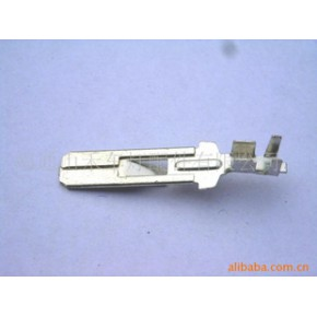 6.0插片  用于车灯接触片 材料为青铜 请致电0513-82031151