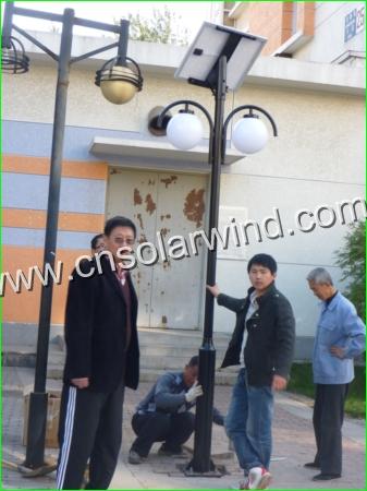 北京太阳能庭院灯、北京昌平庭院灯价格