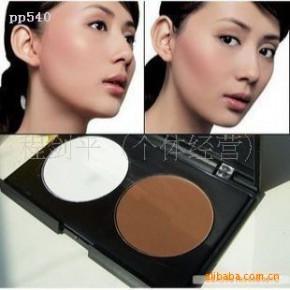 佳琳JIALIN阴影粉 侧影粉 修容粉饼 瘦脸 鼻影 和高光粉 暗影粉
