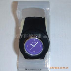 【】环保硅胶手表/硅胶卷尺手表/硅胶石英表