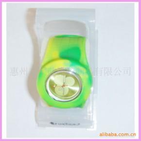 【批量定做】礼品硅胶手表/硅胶卷尺表/硅胶啪啪表
