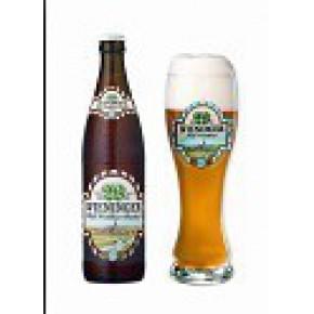【有机啤酒】德国原装进口WIENING天然黑全麦优级啤酒经销商 团购