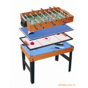 专业批量供应优质多功能球桌(4合1)