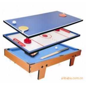 专业批量供应优质多功能桌上足球台SOCCER TABLE(3合1)