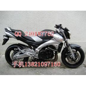 特价出售摩托车08款铃木GSR400未来战车价格4000元