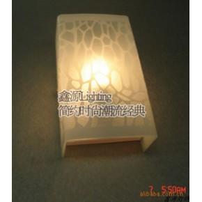 混批现代家居工程彩色玻璃壁灯,走廊灯,卧室灯,玻璃壁灯,E14