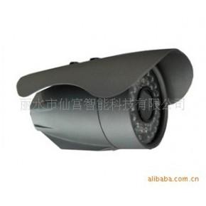 摄像机  潜水艇型 红外一体化防水摄像机机