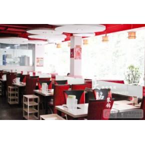餐饮店设计装修 商业设计装修——欧啦自助火锅