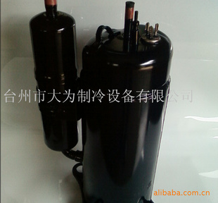 空调压缩机 三菱压缩机 1.5HP压缩机 RS233VSDC高清图片