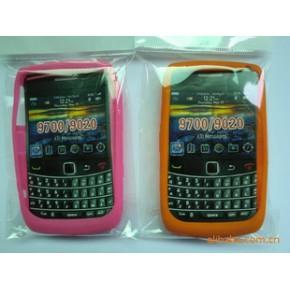 黑莓blackberry手机9700/9020硅胶保护套