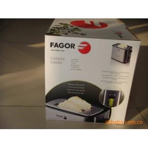 西班牙FAGOR不锈钢6档多士炉/烤面包机TT-401