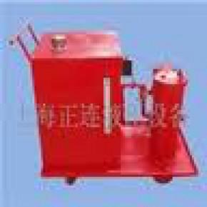 LUC-125精细滤油车/高扬程滤油车/高精度滤油车