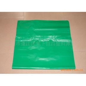 绿色大垃圾袋,超大垃圾袋,多用于工厂、花园等处使用