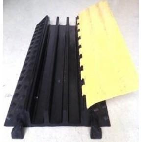 橡胶减速线槽 N型 橡胶减速带