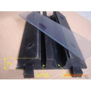 橡胶减速过线桥 承载2吨/m2