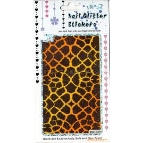 支持混批/厂家批发彩色豹纹贴、手机贴、葱粉贴。价格低,质量优