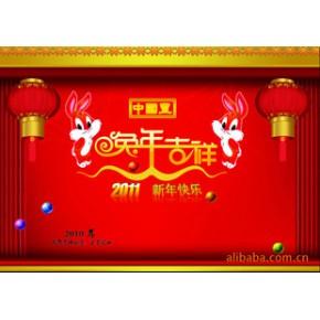 提供定制新年年会装饰灯饰 新年节庆装饰 特色灯笼 超大灯笼