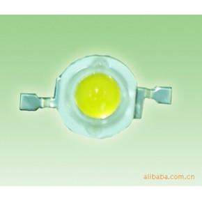 High Power LED 3W暖白光源