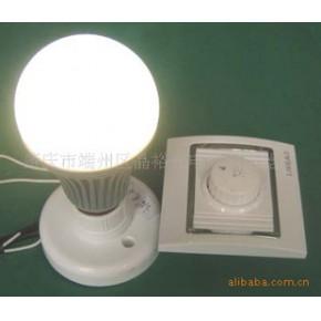 LED可调光/不可调光球泡灯