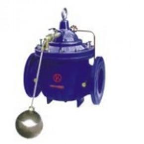 100X遥控浮球阀 隔膜式流量控制阀  浮球控制 中普阀门