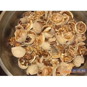 核桃壳 果壳 水过滤