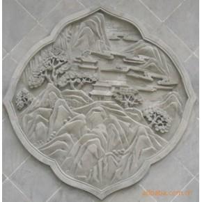 香山工艺之山水图---雕刻精品