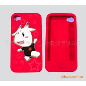 苹果手机套/硅胶手机套iPhone4G