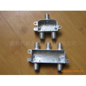 提供大连专业锌合金压铸有线多功能分线器加工