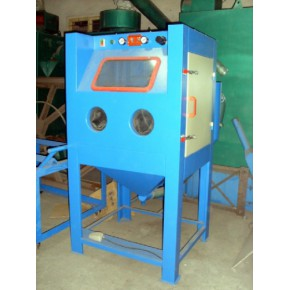 干式手动喷砂机 箱式手动喷砂机 手动喷砂机专卖
