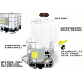 IBC吨桶(复合中型散装容器)