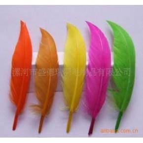 鹅毛、鸡毛、舞台羽毛、装饰羽毛、工艺羽毛
