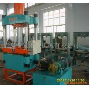 山东青岛150吨四柱立式全自动油压机