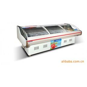 平式冷藏生鲜柜超大面积制冷节能效果好