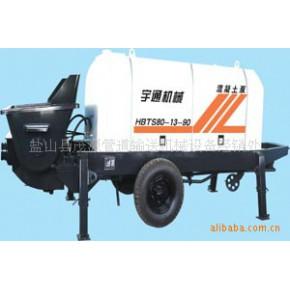 质优价廉混凝土泵车 宇通机械
