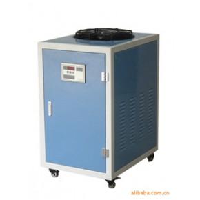 小功率风冷式工业冷水机--0.6匹、1匹、2匹