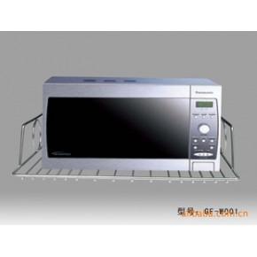 铁线工艺制品的单层微波炉架是专业为你家的微波炉量身订做