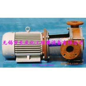 FS型化工防腐泵:直联式,闭式叶轮、复合泵轴,无跑冒滴漏